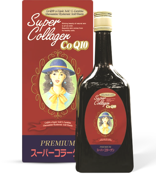 Super collagen COQ10