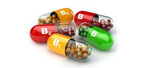 vitamin B1, b2, b6
